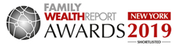 Family Wealth Report Awards 2019 logo
